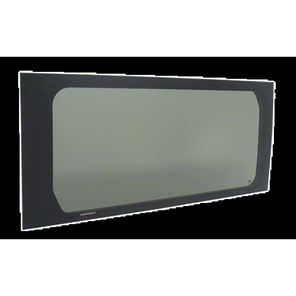 vitre fixe panneau central pour promaster 159 ext. Black Bedroom Furniture Sets. Home Design Ideas