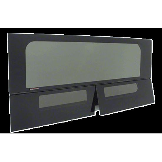 Vitre gauche panneau arrière Pomaster 159