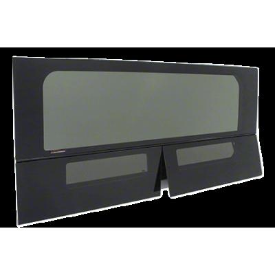 Vitre gauche panneau arrière Pomaster 159 EXT